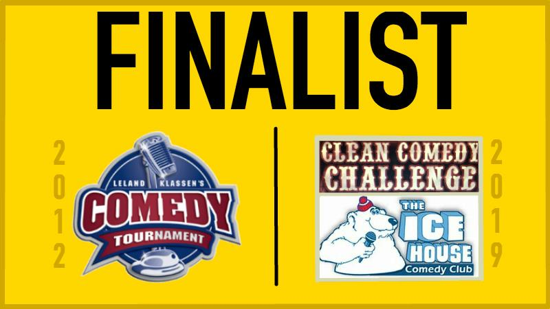 clean comedy finalist