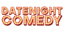 Clean comedy logo date night comedy
