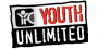 Clean comedy logo youth unlimited